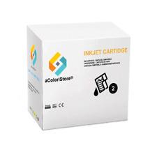 2 CARTUCCE RIGENERATE HP 304 XL NERO PER HP DeskJet 3720 3730 3732 N9K08AE