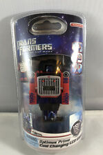 NEW! Optimus Prime Changing LCD Watch TRANSFORMERS Dark of the Moon