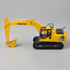 KOMATSU 1:50 Scale PC200 Excavator Navvy Alloy Model Excavating Machinery Toys