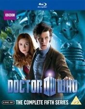 Doctor Who - The Complete Series 5 Blu-ray Region