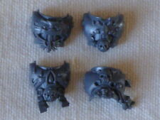 4 space marine blood angel death Company torse fronts * Warhammer 40,000 * GW