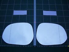 Außenspiegel Spiegelglas Ersatzglas Toyota Granvia ab 1995-2002 Li oder Re asph