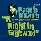 Paquito D'Rivera A night in Englewood (1994, & The United Nation Orch.) [CD]
