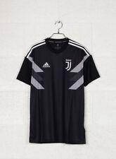 Nero/bianco Large adidas Juve H Preshi T-shirt Uomo L Sport (6yi)