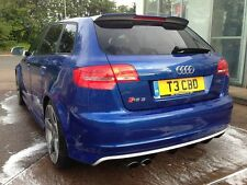 Audi A3 8P SPORTBACK  SPOILER Dachspoiler im RS3 Original Design neu  !!!!!!!