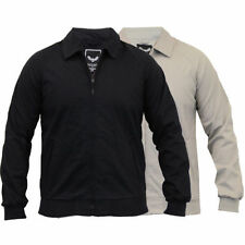 Brave Soul Zip Bomber, Harrington Coats & Jackets for Men