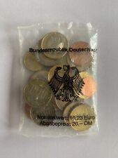 Münzen Originalpacket für 20DM Ungeöffnet Starterkit