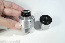 T/T2 Mount double female Microscope adapter eyepiece projection both 30mm 23,2mm