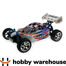 HSP 94107TOP-10722 1/10 White 2.4Ghz Brushless 4WD Off Road RTR RC Buggy