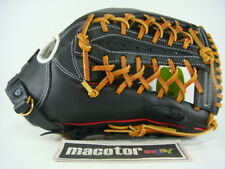 """SSK Special Pro Order 13"""" Outfield Baseball / Softball Glove Black RHT New Model"""