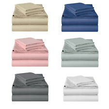 ,Jersey Knit Cotton Fitted Sheet Soft, Breathable Jersey T-Shirt Soft Sheet Set