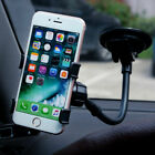 Car Windshield Suction Cup Mount Holder Cradle For Mobile Cell Phone iPhone GPS