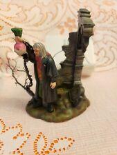 Dept 56 All Hallows' Eve Jack of the Lantern Dickens Village Halloween 2002 Lit
