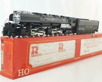RIVAROSSI 1253 HO - UNION PACIFIC GREY 4-6-6-4 CHALLENGER ARTICULATED LOCOMOTIVE