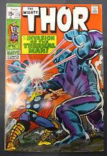 Thor 170 Stan Lee, Jack Kirby Et bill everett En Vo marvel golden age.