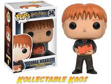 Harry Potter - George Weasley Pop! Vinyl Figure #34