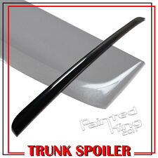 Painted K-Style Volkswagen VW Jetta MK5 4DR Sedan Rear Trunk Lip Spoiler Wing