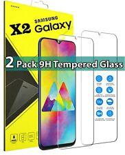 2 X GENUINE GORILLA-TEMPERED GLASS SCREEN PROTECTOR FOR SAMSUNG GALAXY S10 E