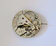 Vintage Men's Boulevard Swiss Avia Watch Movement For Part/repair Grade 179