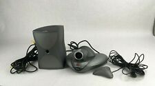 Polycom Vsx 7000 Ntcs Conference Camera Speaker Mic Remote Amp Cables