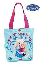 Disney Frozen Children's Shopping / Tote Bag - Shoulder Bag Blue/Pink