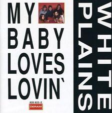 WHITE PLAINS MY BABY LOVES LOVIN' CD NEW