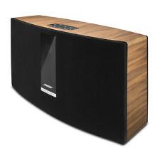 Bose SoundTouch 30 Zubehör Cover Holz Skin von balolo aus echtem Walnuss