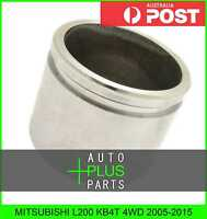 Fits MITSUBISHI L200 KB4T 4WD Brake Caliper Cylinder Piston Kit (Front) Brakes