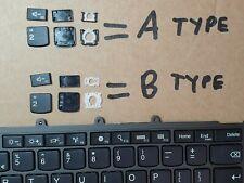 LENOVO THINKPAD X240 X250 X260 X270 X230S Any key, selling NOT BACK LIT keys IBM
