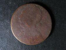 BL-1 Blacksmith token copper Canada 6.96g Wood 1