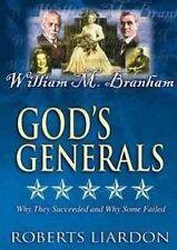 Gods Generals: William M. Branham V8 Man of Notable Signs and Wonders (DVD) NEW