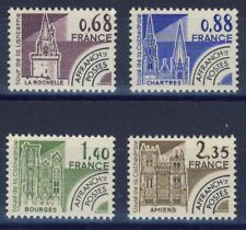 TIMBRE FRANCE NEUF PREOBLITERE SERIE 162/165 COTE 3,5 €