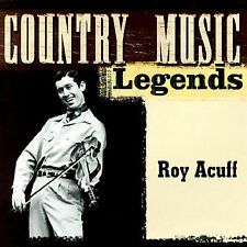 Country Music Legends Acuff,CD