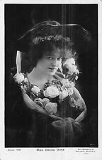 POSTCARD  ACTRESSES  DENISE ORME
