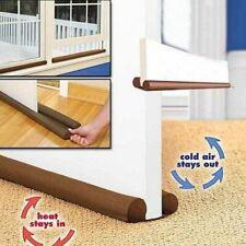Door Guard Stopper Protector Doorstop Draft Home Door Blocker Noise Reduction