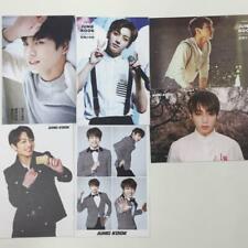 Bts Jong Kuk 12 Postcards 3 Cards Sticker Set