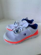 Champion Gusto XT II White Athletic Girl's Shoe Sneaker Size 4 Youth
