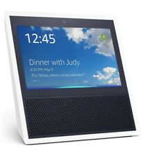 "Amazon Echo Show 1st Gen Alexa Voice Control 7"" Touchscreen, WiFi - WHITE"
