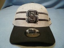 timeless design fca35 01812 New Era 39thirty Gridiron NC State Wolfpack S-M BRAND NEW Curved Bill cap  hat