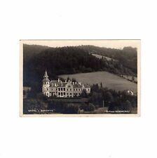 AK Ansichtskarte Spital am Semmering / Schloss Sommerau