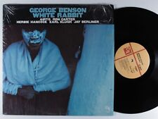 GEORGE BENSON White Rabbit CTI LP VG++ SHRINK ~