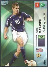 PANINI FIFA WORLD CUP-GOAAL 2006- #146-UNITED STATES-USA-BRIAN McBRIDE