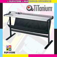 Taglierina Titanium 3022 con stand - A0 Luce 1300mm Grande formato -Lama rotante