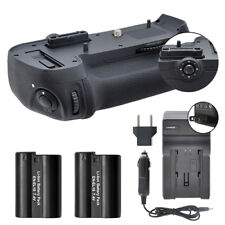Battery Grip for Nikon D800 D800E D810 + 2 EN-EL15 Batteries + Charger