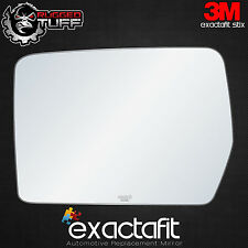 NEW FORD F150 F PICKUP TRUCK FLAT LH LEFT DRIVER SIDE REPLACEMENT MIRROR GLASS