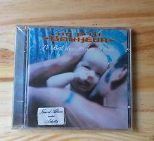 """CD AUDIO FR / AU P'TIT BONHEUR """"LE BAL DES MOINS PIRES """" CD ALBUM PROMO NEUF 11T"""
