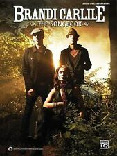 BRANDI CARLILE THE SONGBOOK - GUITAR/LYRICS/CHORDS SONGBOOK 702597