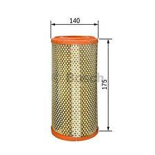 BOSCH Air Filter F026400061 - Single