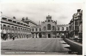 Cambridgeshire Postcard - The Court, Peterhouse College, Cambridge Ref TZ5884