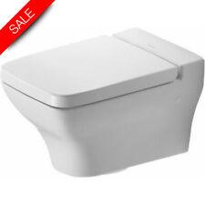DURAVIT PURAVIDA WALL HUNG WC PAN & SEAT